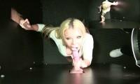 GloryHoleSecrets / Barbie Sins First GloryHole Video POV