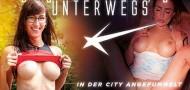 Inflagranti Riskant Unterwegs In Der City Angefummelt German