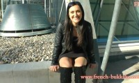 [French-Bukkake.com] Khadidja - Casting