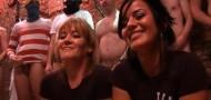 Delia Rosa, Jazmina / Bukkake con Delia Rosa y Jazmina
