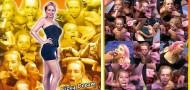 Nicky Dream Hilfe, Ich Muss Sperma Schlucken! / 2016 г., Bukkake, All Sex, Group, 1080p