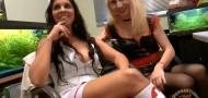 Spermhospital Salma de Nora & Anna