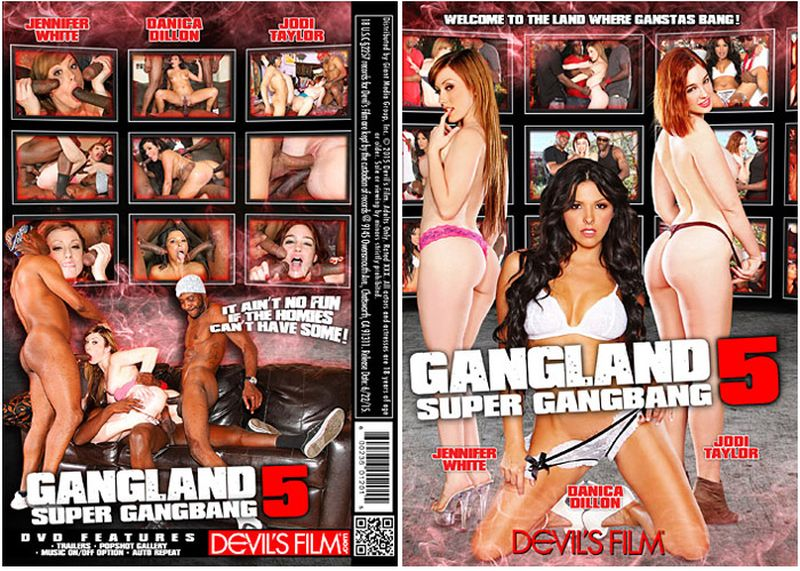 Gangland Super GangBang 5 / Супер Групповуха 5.