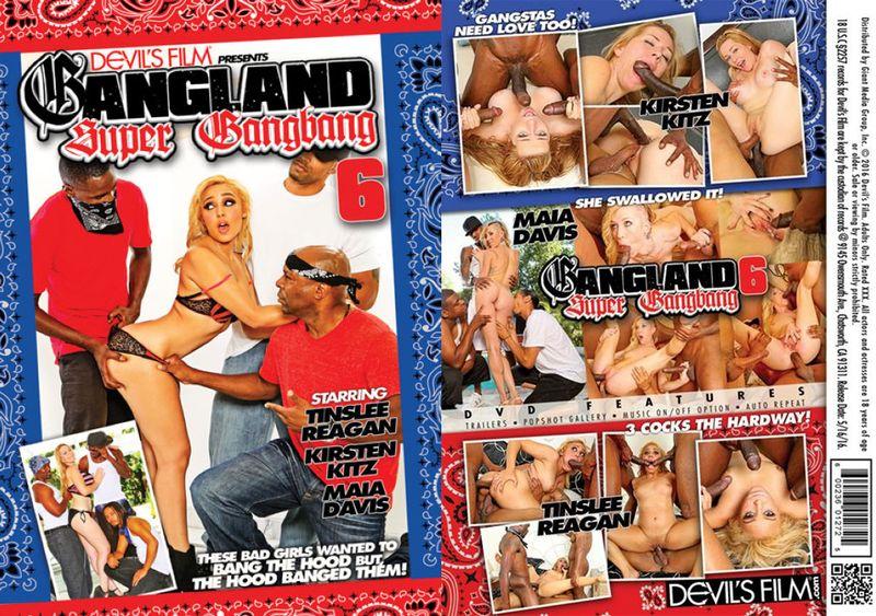 Gangland Super Gangbang : Porn
