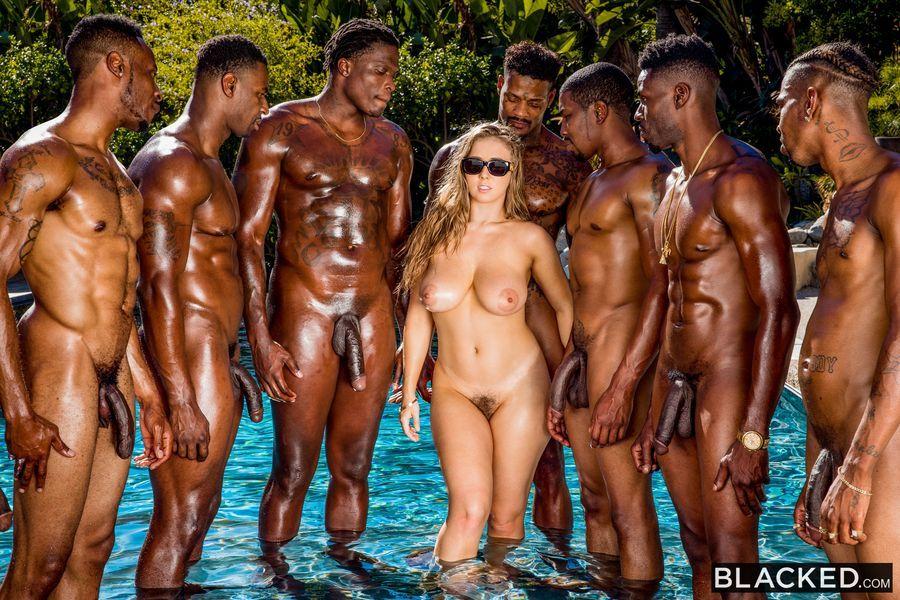 Sex Slave Gangbang Party