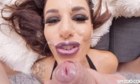 [FirstClassPOV] Gia Di Marco - Hot POV Action with Busty Brunette