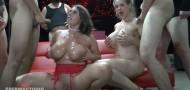 [Sperma-Studio] Manu Magnum - Red Couch